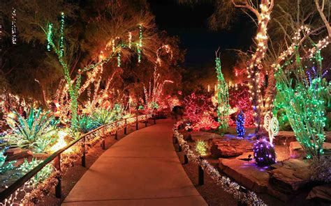 ethel m chocolate factory las vegas lights the best trees in the united states travel