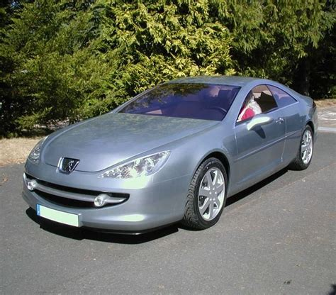 peugeot 607 coupe og peugeot 607 coup 233 project z29 prototype designed by