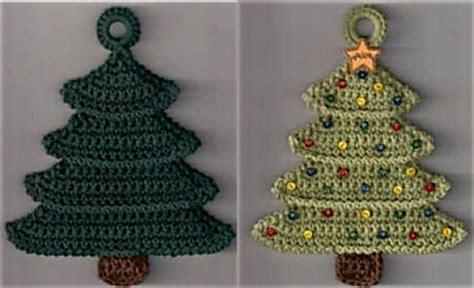 crochet christmas tree potholder pattern ravelry christmas tree potholder pattern by priscilla hewitt