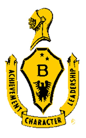 St George School Beta Club st tammany junior high beta