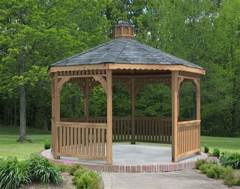 octagon gazebo 110 gazebo designs ideas wood vinyl octagon