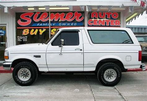 white bronco car cuomo chases ebay deal on white bronco ny daily