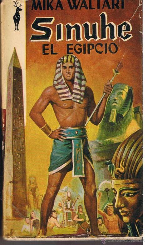 libro sinuhe el egipci en libros reno n 186 1 sinuhe el egipcio mika walta comprar en todocoleccion 40263858