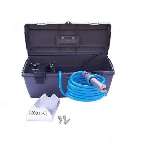 Tapis Plastique Exterieur 642 by Coffret De Soudage Portable Pour Mati 232 Res Thermoplastiques