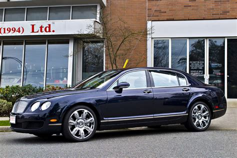 custom bentley 4 door image gallery 2008 bentley 4 door