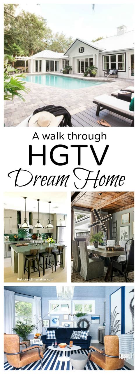 Hgtv Dream Home Giveaway Taxes - a walk through hgtv dream home 2017 reluctant entertainer
