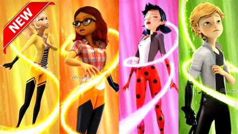 Shoo Bee Doo Fanmade miraculous ladybug season 2 the big reveal miraculous