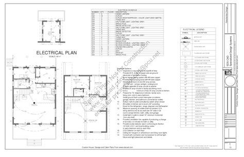 cabin blueprints custom cabin plans sds plans