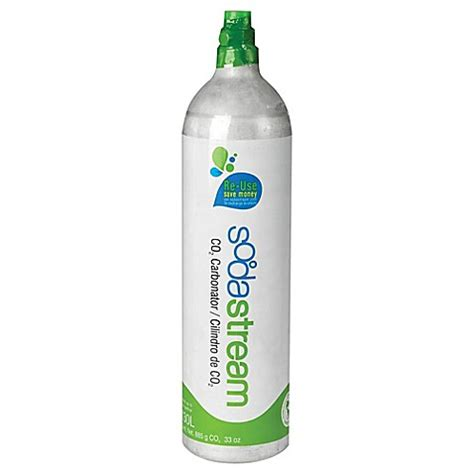 bed bath and beyond sodastream exchange sodastream 174 130 liter spare carbonator bed bath beyond