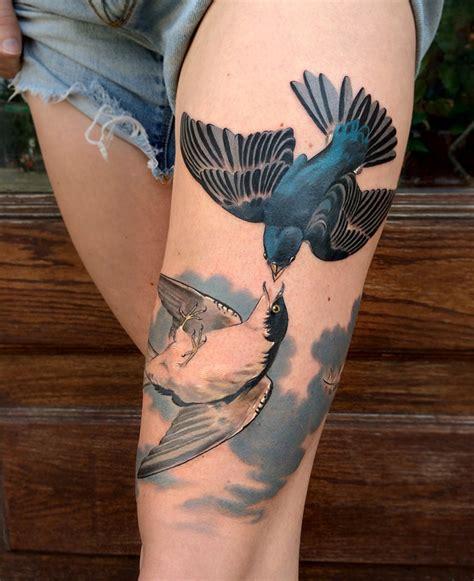 stephanie tattoo artist spotlight brown booooooom create