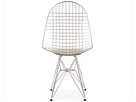 dsw chaise chaise eames dsw blanc palzon