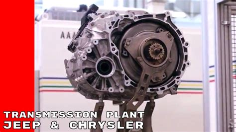 Chrysler Manufacturing Plants by Jeep Chrysler Tipton Transmission Plant Manufacturing
