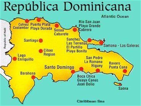 mapa de republica dominicana playas de la republica dominicana mapa buscar con google