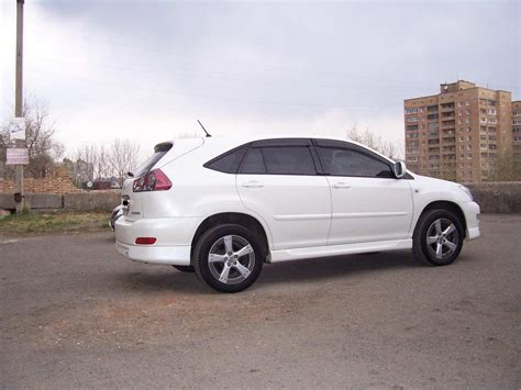 used toyota harrier picture image used 2003 toyota harrier photos 3000cc gasoline