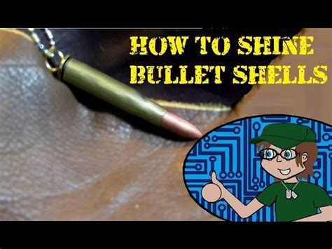 how to make bullet shell jewelry how to shine bullet shells how to make a bullet shell