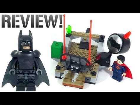 Lego 76044 Dc Comic Heroes Clash Of The Heroes lego dc heroes batman v superman of justice 76044 review clash of heroes