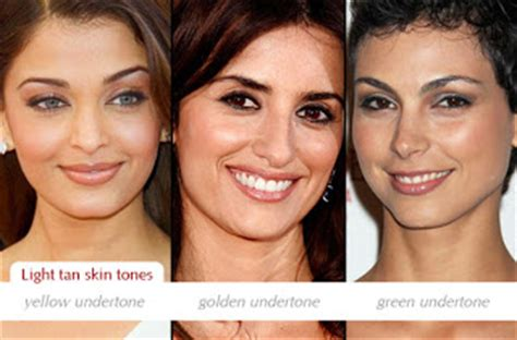 Light Medium Skin Tone by Make Up Charts Determining Your Skin Tone And Undertone