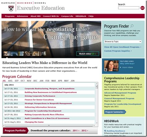 Ucl Mba Education by Ten Of The Best Sharepoint Websites