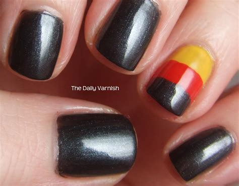 German Nail Design