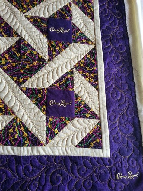Crown Quilt Pattern by 17 Best Ideas About Crown Royal Quilt On Crown