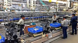 within mazda s salamanca factory just car news car