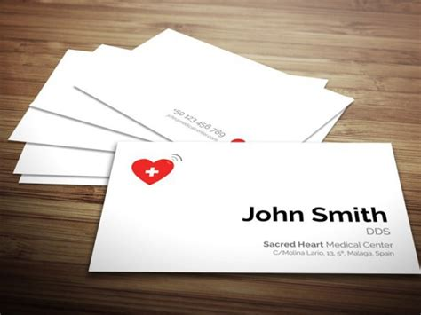 health business card templates psd 300 best free business card psd and vector templates