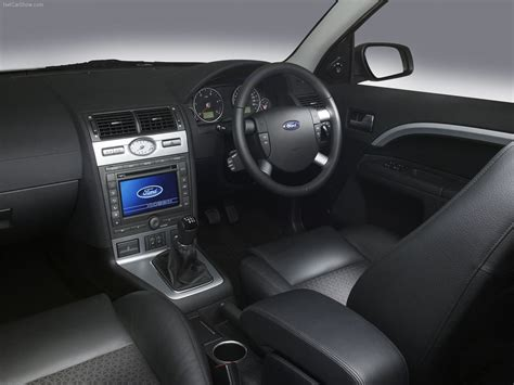 Ford Mondeo 2001 Interior by Ford Mondeo St Motoburg
