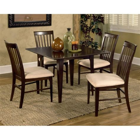 montreal 5 dining set w square table dcg stores