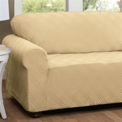 stretch slipcovers for sectional sofas stretch sofa slipcovers