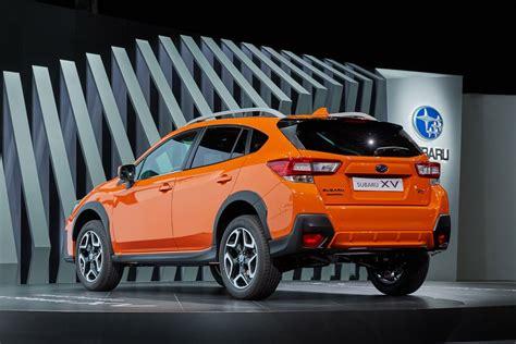 Www Subaru by 2018 Subaru Xv Is Here With Familiar Looks New Platform