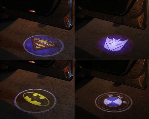 Door Lights For Car by Car Door Batman Symbol Laser Projection Light Craziest