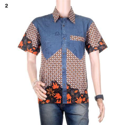 Fashion Pria Batik Pria Kemeja Batik 20 jual baju batik pria kemeja batik hem batik kombinasi