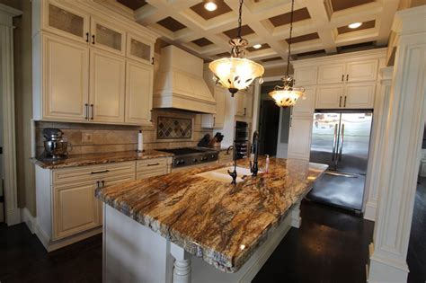 Betularie Granite Countertop Kitchen Design Ideas 63 Beautiful Traditional Kitchen Designs Designing Idea