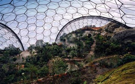 eden project  worlds largest greenhouse