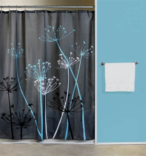 grey and turquoise shower curtain best 20 gray shower curtains ideas on pinterest