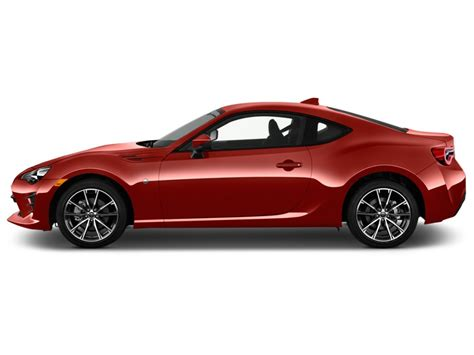 exterior view image 2017 toyota 86 automatic natl side exterior view