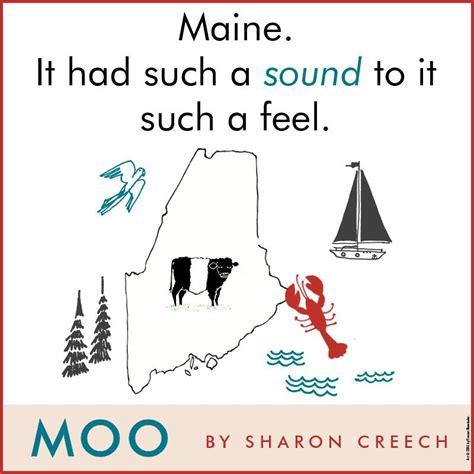 A Novel moo a novel creech 9780062415240 books