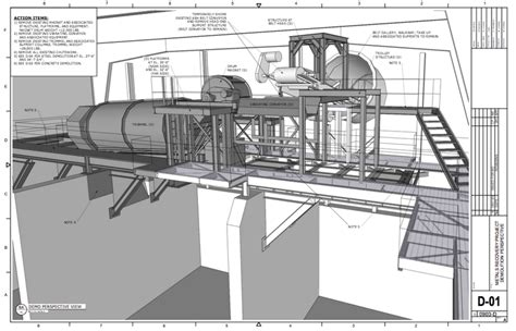 workshop layout sketchup designing for mechanical engineering at stangl associates