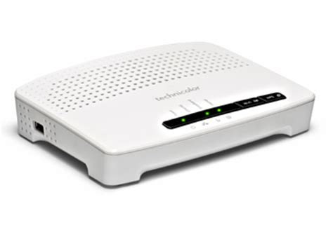 aprire porte technicolor easy business wireless router tg582n