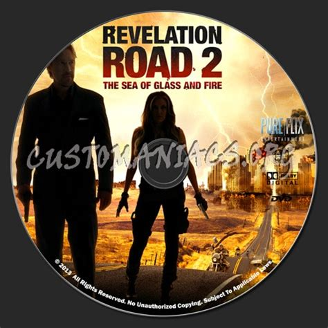 watch revelation road 2 the sea of glass and fire 2013 full hd movie trailer revelation road 2 the sea of glass and fire dvd label dvd covers labels by customaniacs id