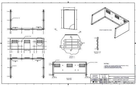 sheet metal drawing pattern development sheet metal cad symbols