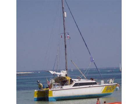 catamarans for sale devon prout quest 31 in devon catamarans sailboat used 49559