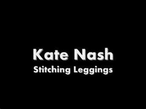 Lucky Legging Lurik kate nash stitching lyrics