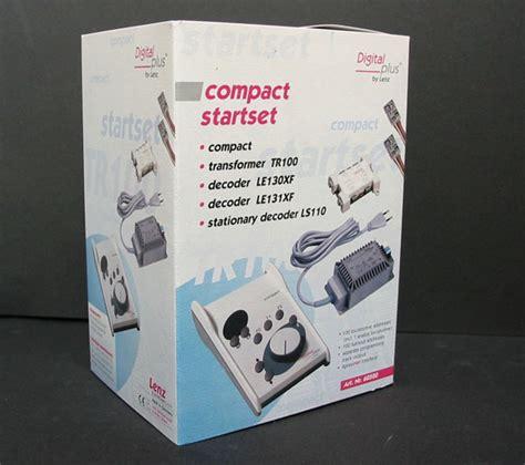 Starter Kit Ddc hattons co uk lenz digital 60520 complete dcc starter set