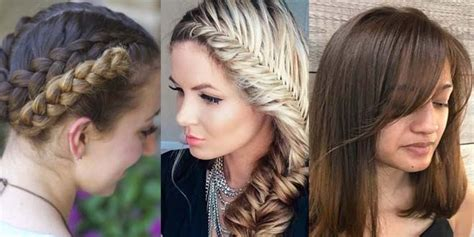 easy hairstyles for school 2018 gorgeous easy hairstyles for school 2018 hairstylesco