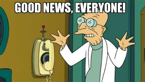 Good News Meme - rate trend of the week