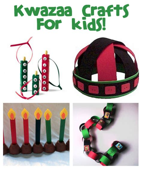 Kwanzaa Crafts And Recipes Family Crafts