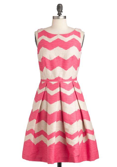 zig zag pattern dress at every pattern dress in zigzag mod retro vintage