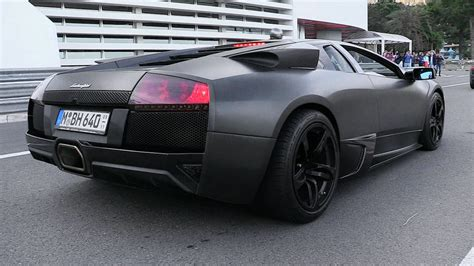 Lamborghini Murcielago V12 Lamborghini Murcielago Lp640 With Ipe Exhaust V12 Sound