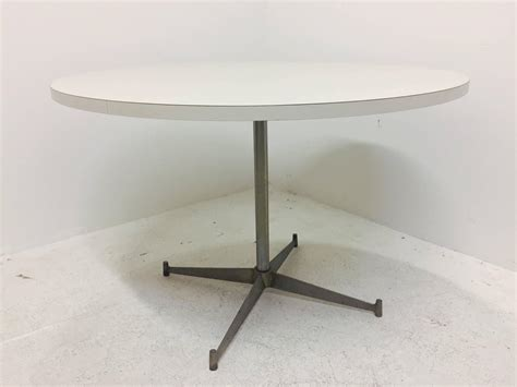 laminate dining room tables paul mccobb round laminate dining table for directional